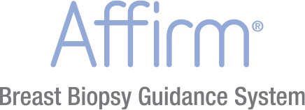 Affirm® breast biopsy guidance system