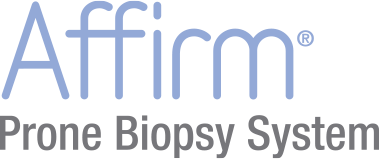 Affirm® prone breast biopsy system