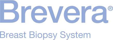 Brevera breast biopsy system logo
