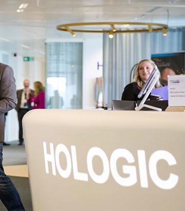 The Hologic Learning and Experience Centre in Zaventem, Belgium