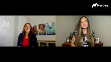 Embedded thumbnail for Jennifer Meade on Nasdaq Trade Talks