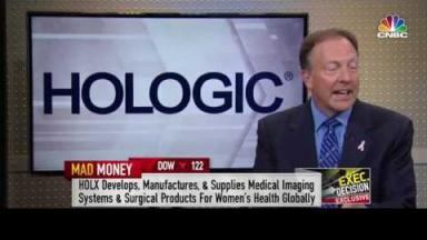 Embedded thumbnail for Hologic's CEO on Mad Money