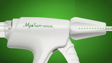 Embedded thumbnail for MyoSure MANUAL Device