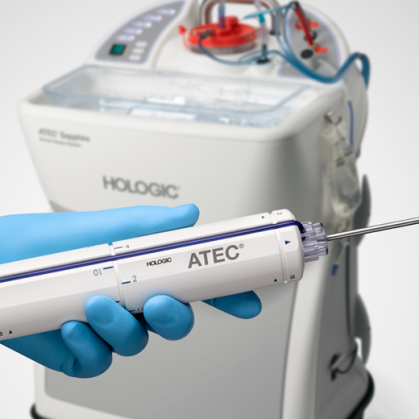 ATEC® breast biopsy system for stereotactic biopsy