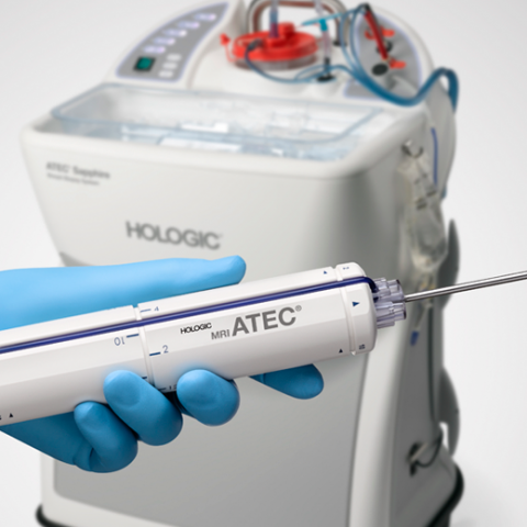 ATEC® Breast Biopsy system for MRI