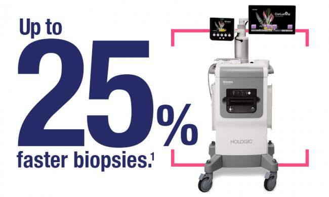 Brevera® Breast Biopsy System with CorLumina®